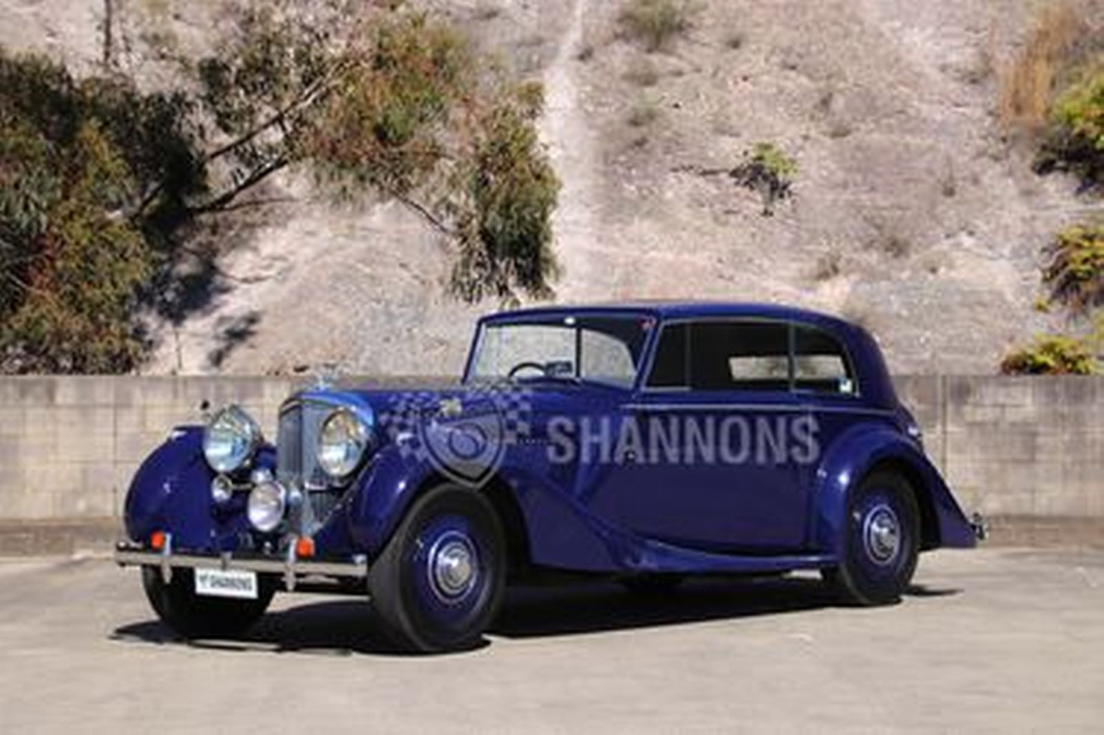Bentley 4¼ Litre James Young Fixed Coupe