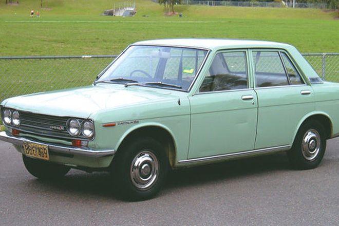 Datsun 1600 Sedan