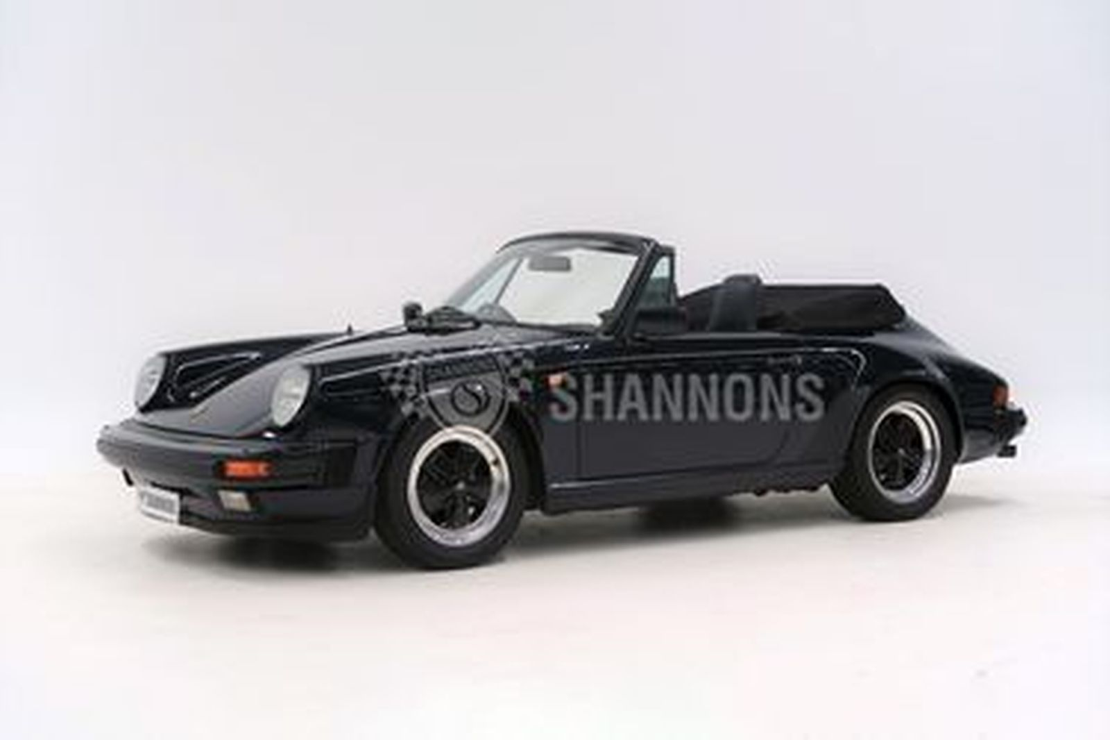 Porsche 911 3.2 Carrera Cabriolet