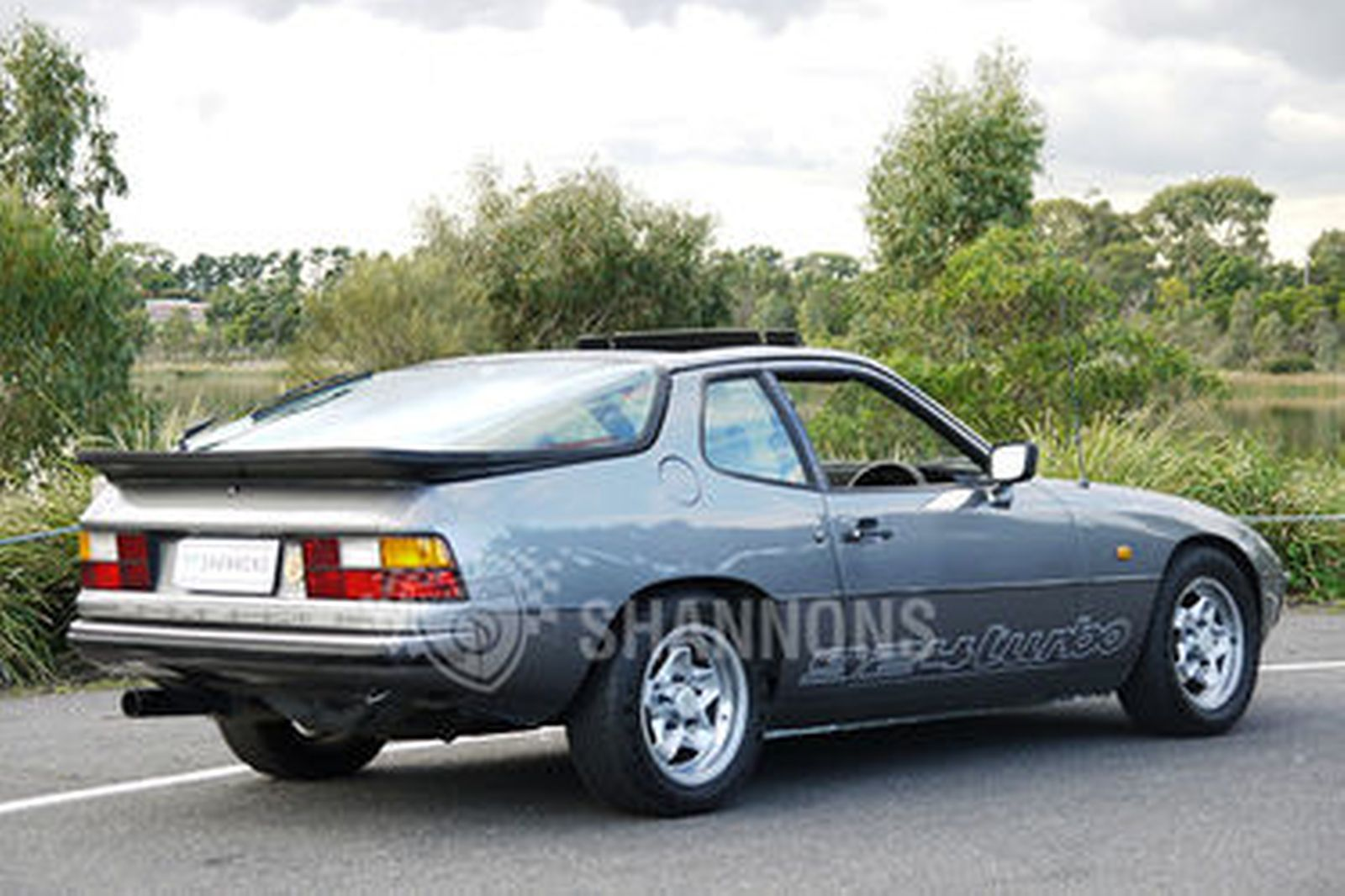 sold porsche 924 39 turbo enhanced 39 coupe auctions lot 1 shannons. Black Bedroom Furniture Sets. Home Design Ideas