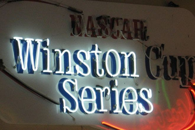 Neon - Nascar Winston Cup Series (1.8 x 1m)