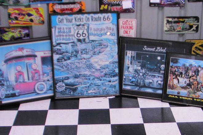 Framed Prints x 3 -