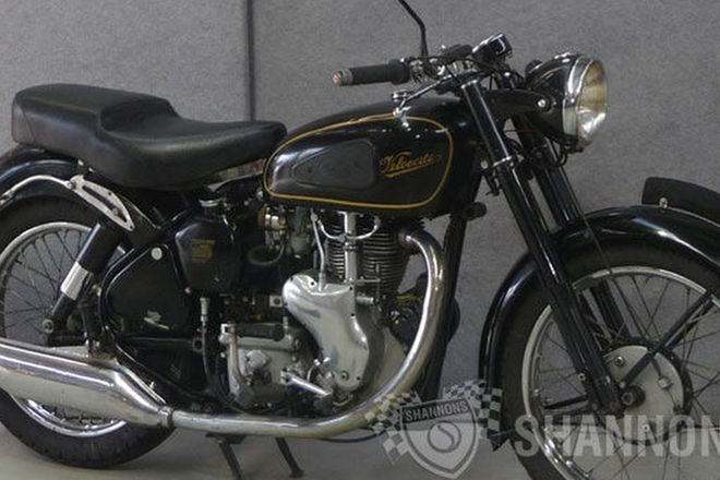 Velocette MSS500 Motorcycle