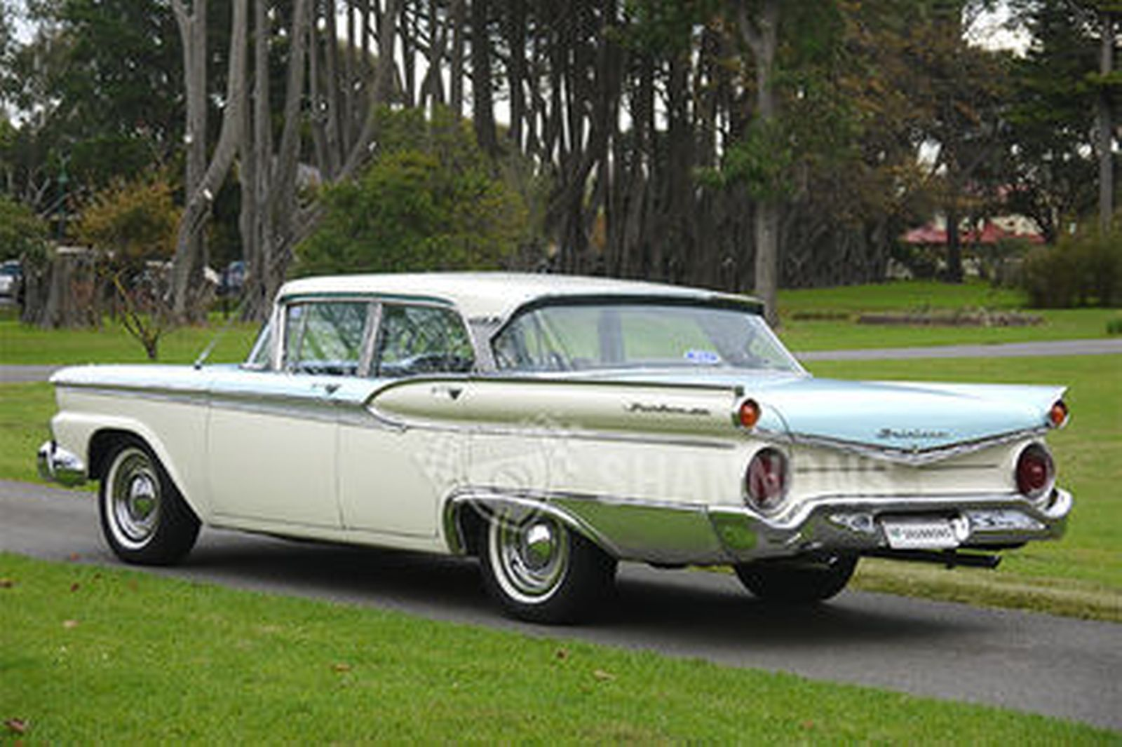 sold ford fairlane 500 tank sedan rhd auctions lot 14 shannons. Black Bedroom Furniture Sets. Home Design Ideas