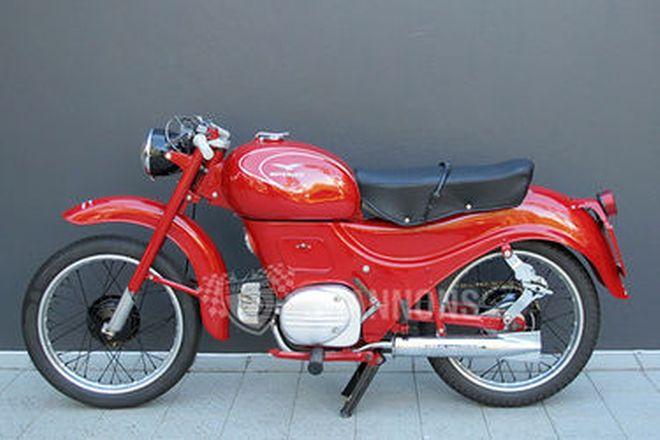 Moto Guzzi Zigolo 98cc Motorcycle