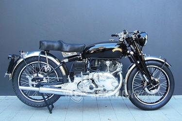 Vincent Comet Series C 500cc Motorcycle