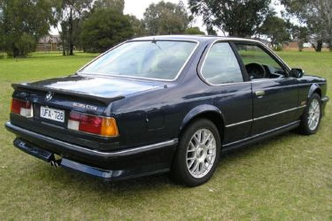 BMW 635 CSi Coupe