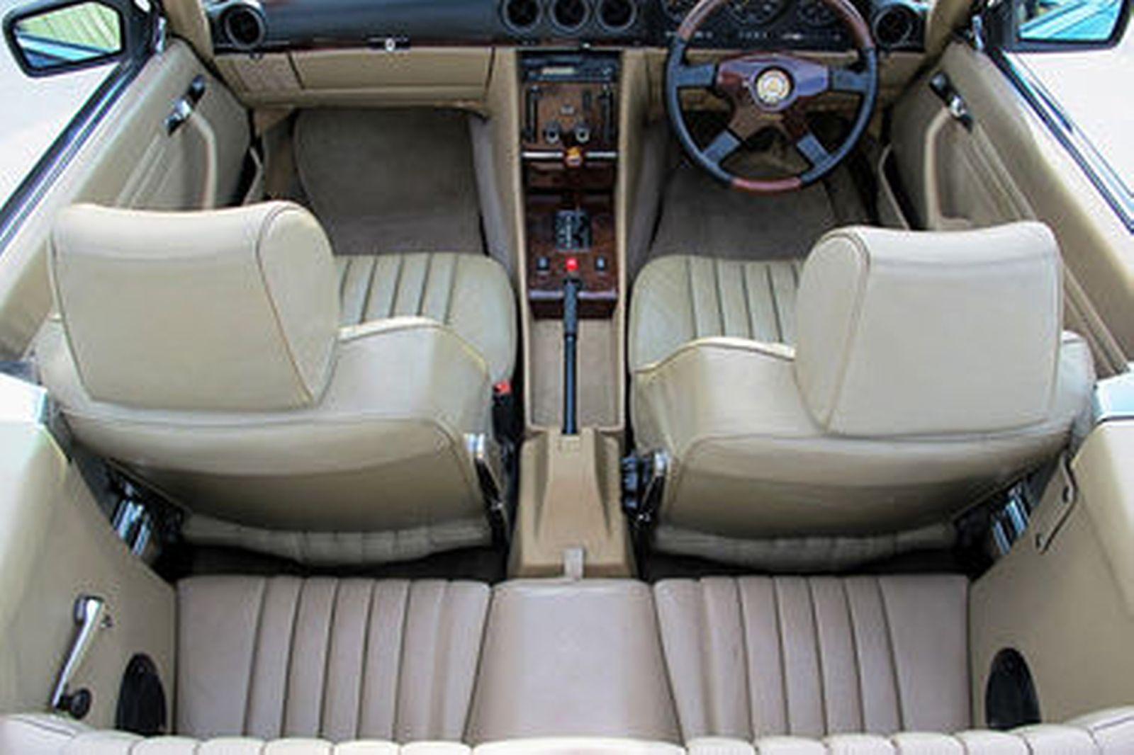 Mercedes-Benz 300SL Convertible