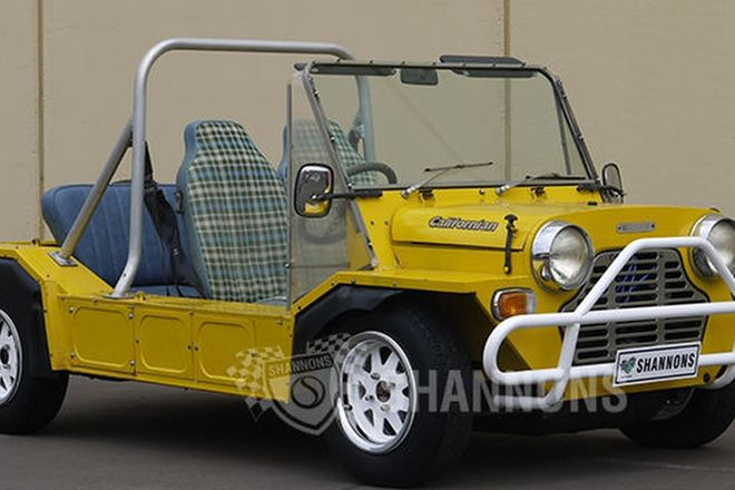Leyland Mini Moke Tourer