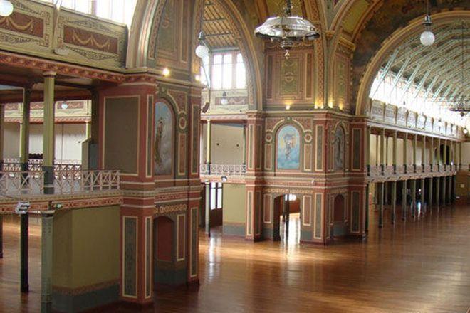 Royal Exhibition Buildings, Carlton Gardens