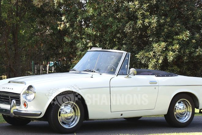Datsun Fairlady 1600 Sports Roadster (LHD)