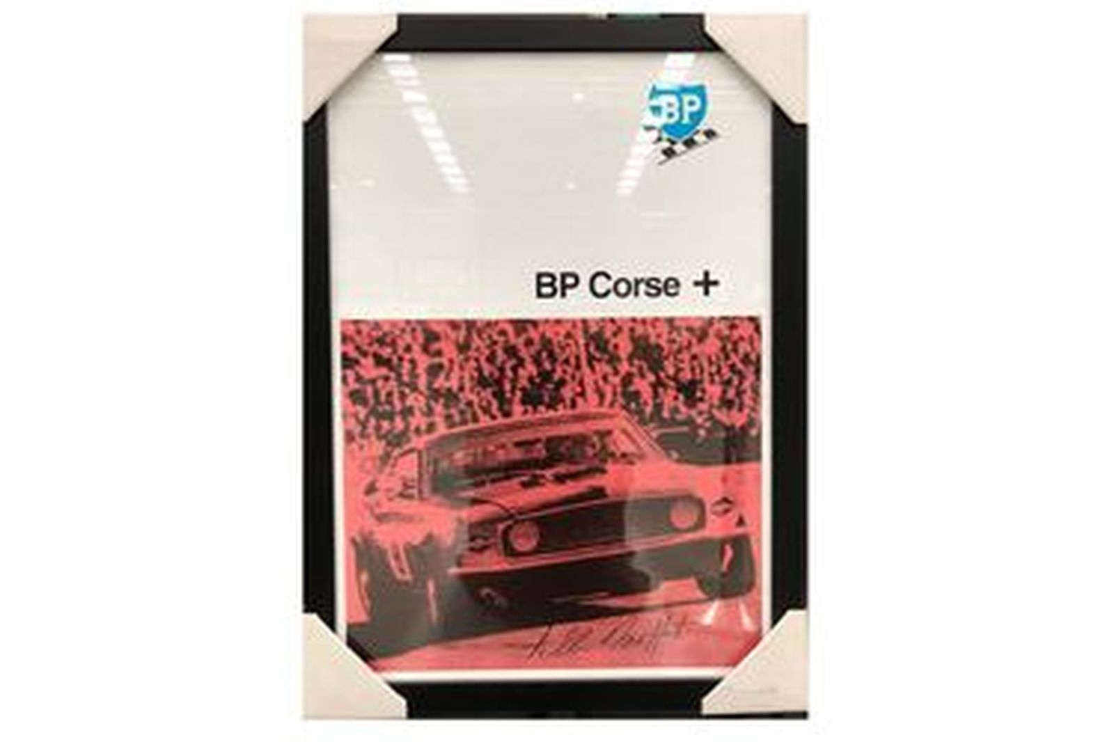 Framed Picture - BP Mustang (Allan Moffat)