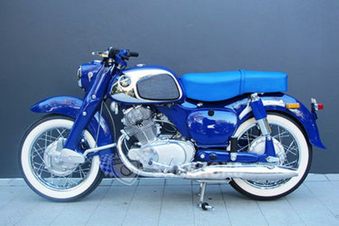 Honda C77 305cc 'Dream' Motorcycle