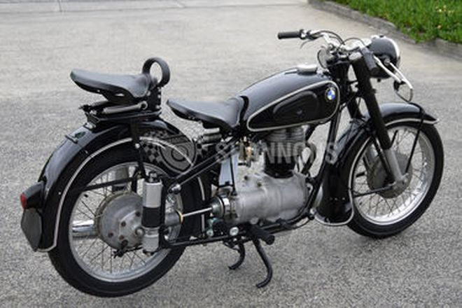 BMW R25/3 250cc Motorcycle
