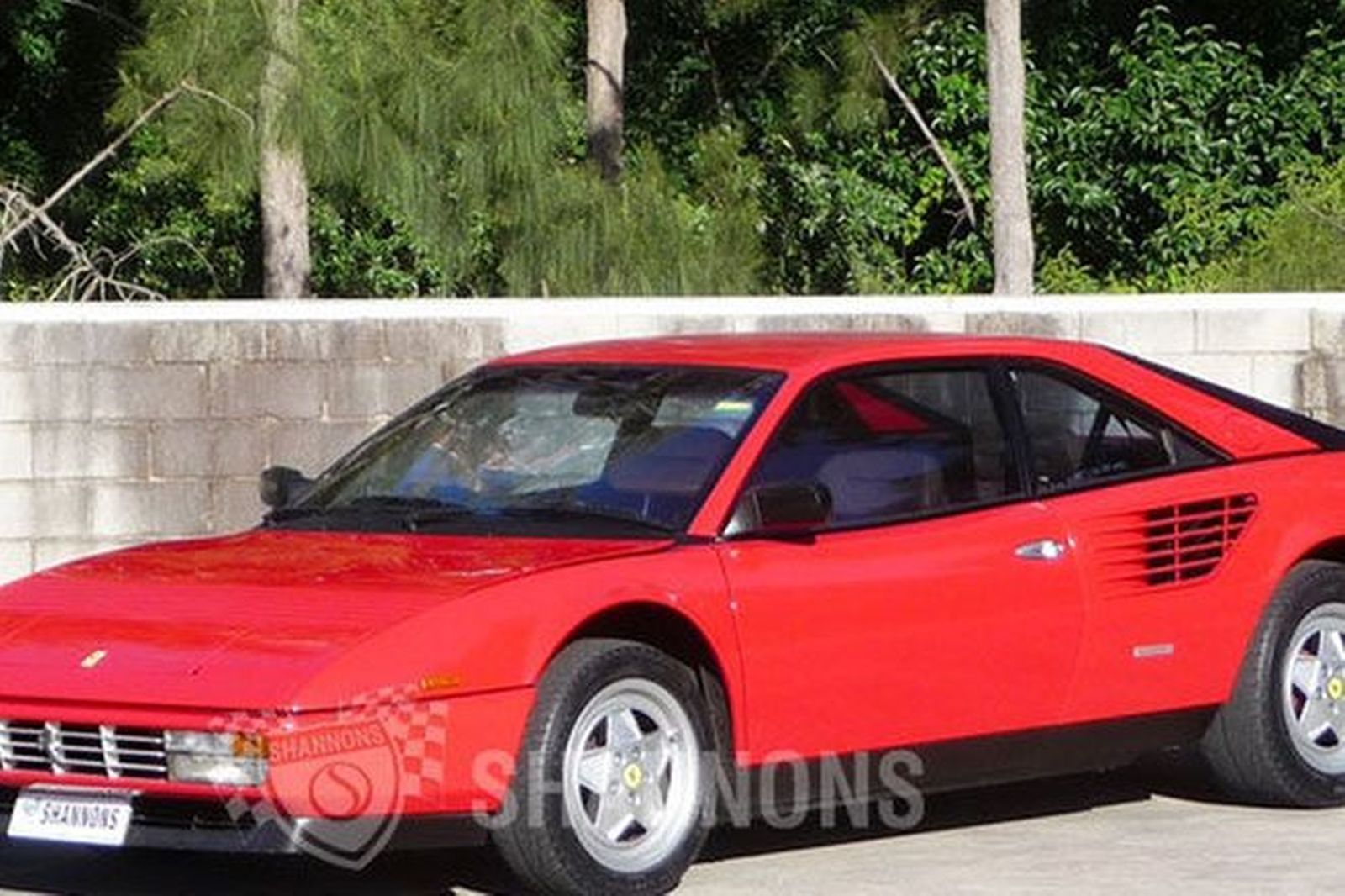 ferrari mondial 3 2 coupe auctions lot 29 shannons. Black Bedroom Furniture Sets. Home Design Ideas
