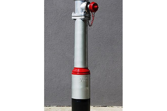 c1924 Cast Iron Fire Hydrant