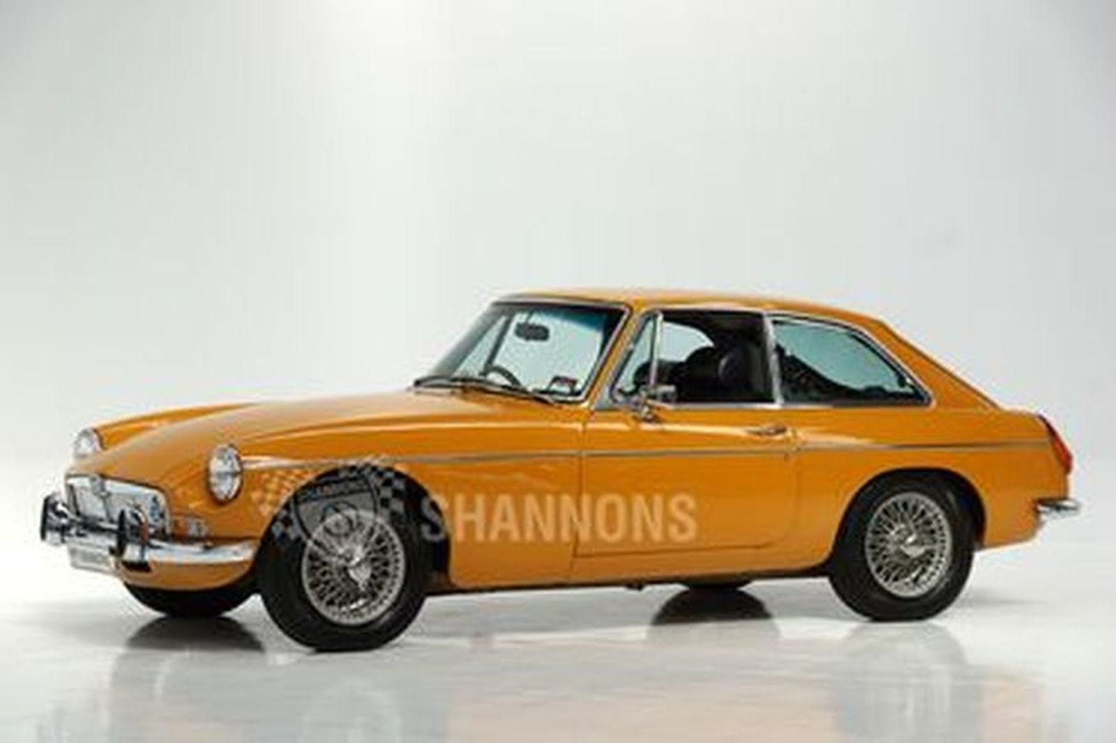 MGB GT Coupe
