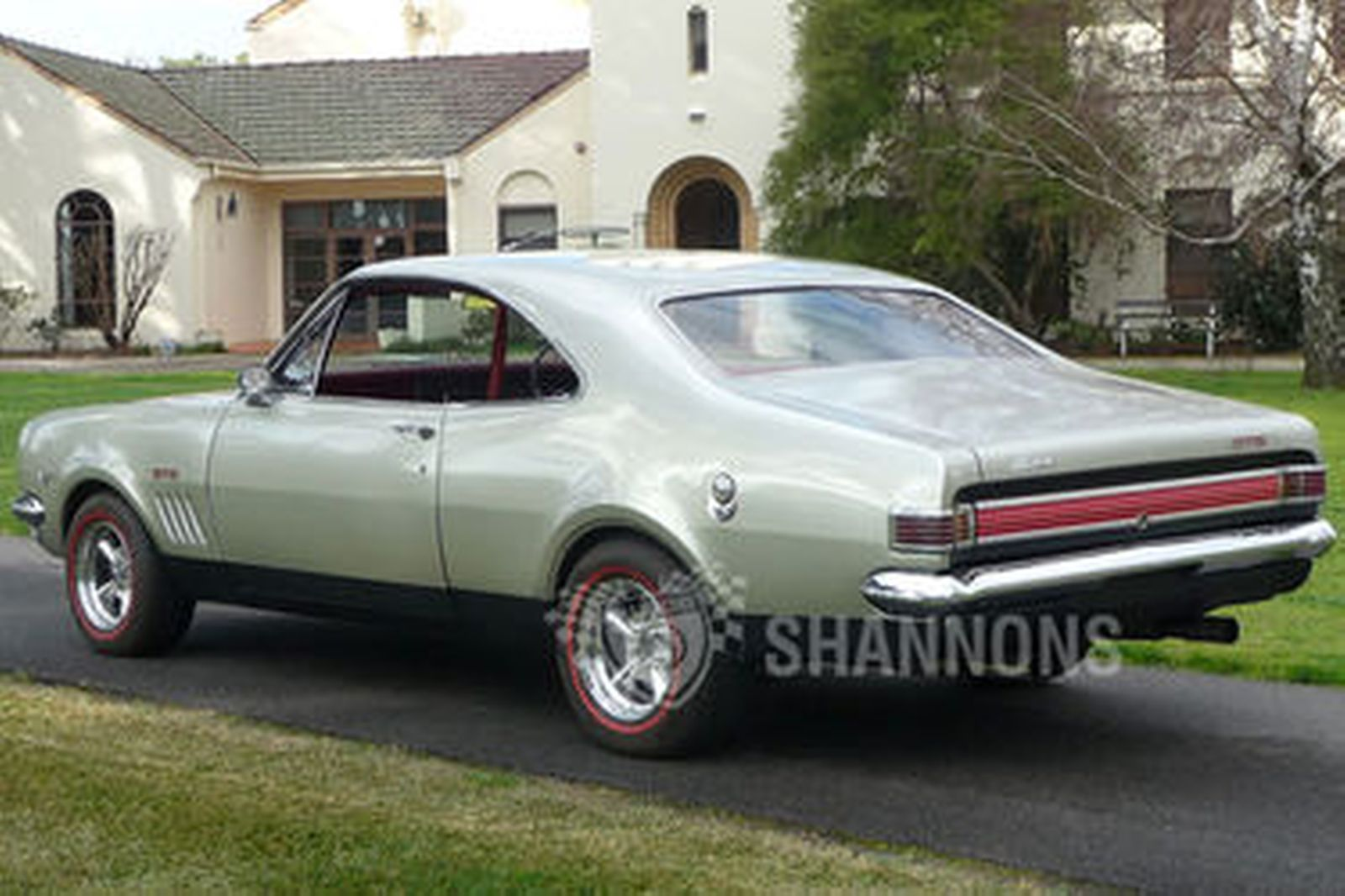 Holden Hk Monaro 307 Gts Coupe Auctions Lot 25 Shannons