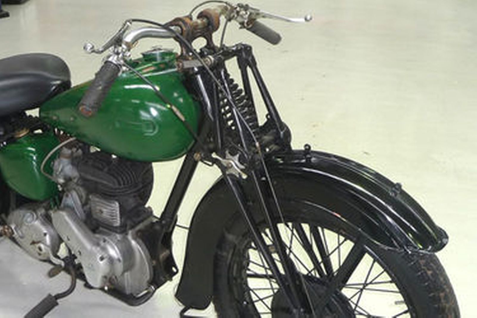 Sold: Ariel VB 600 Solo Motorcycle (Project) Auctions ...