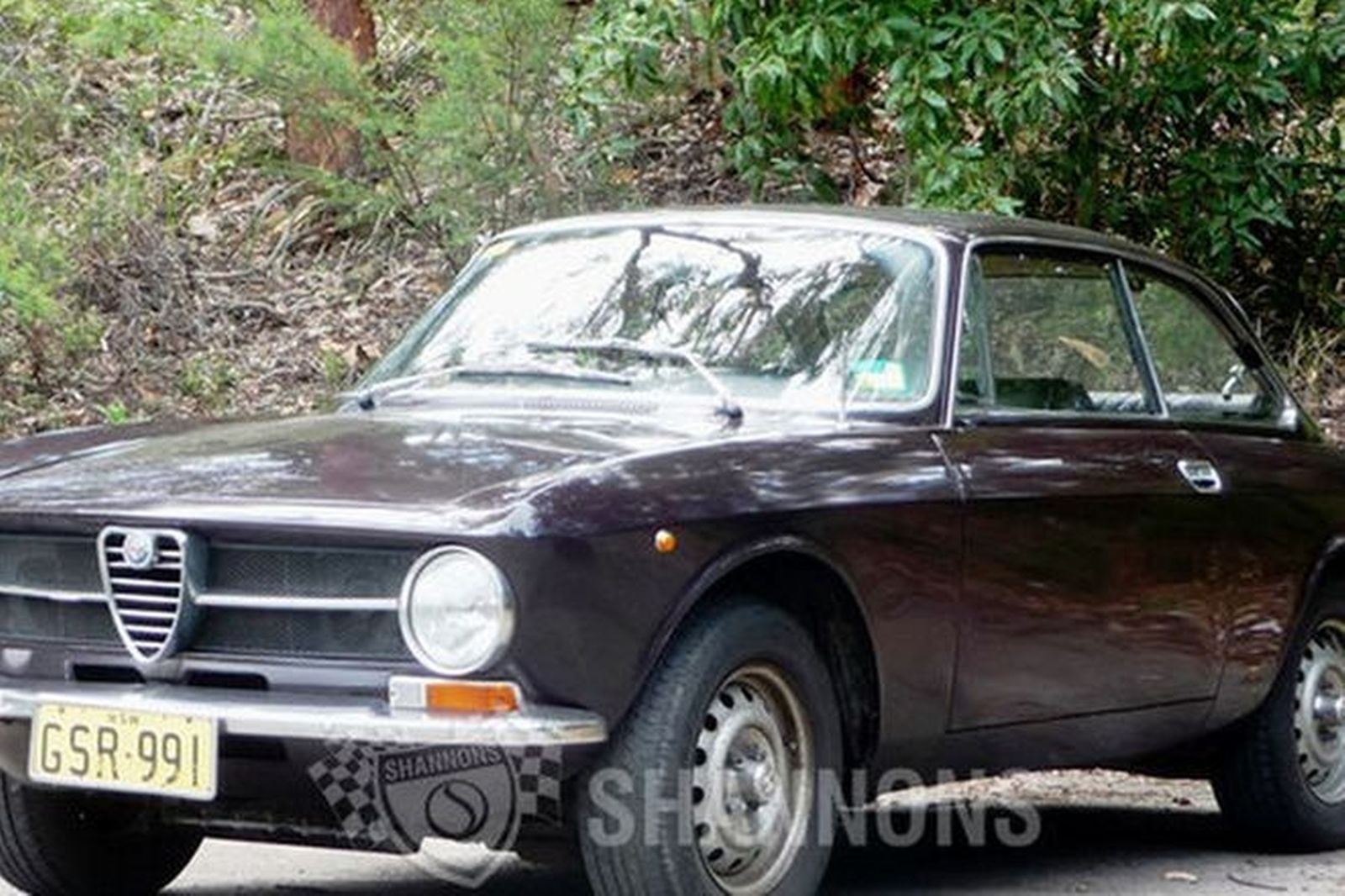 sold alfa romeo gt junior 1600 coupe auctions lot 26 shannons. Black Bedroom Furniture Sets. Home Design Ideas