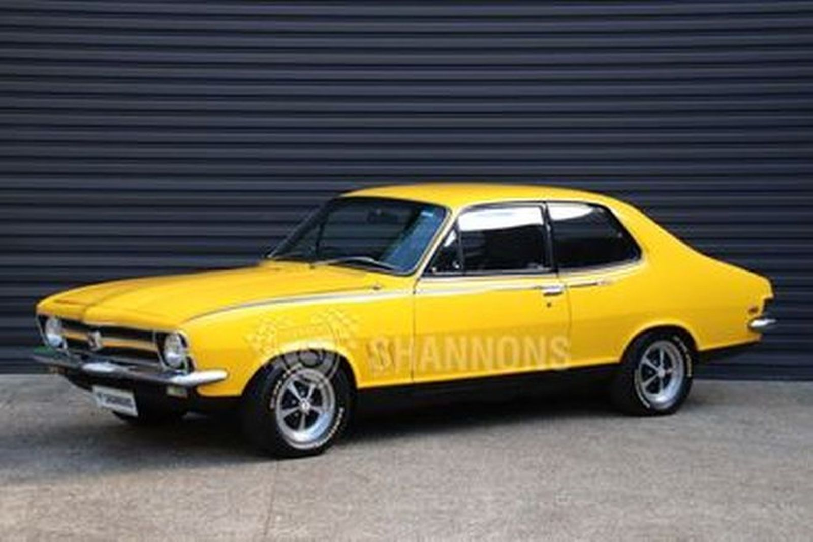 Holden LC Torana GTR 2-Door Sedan