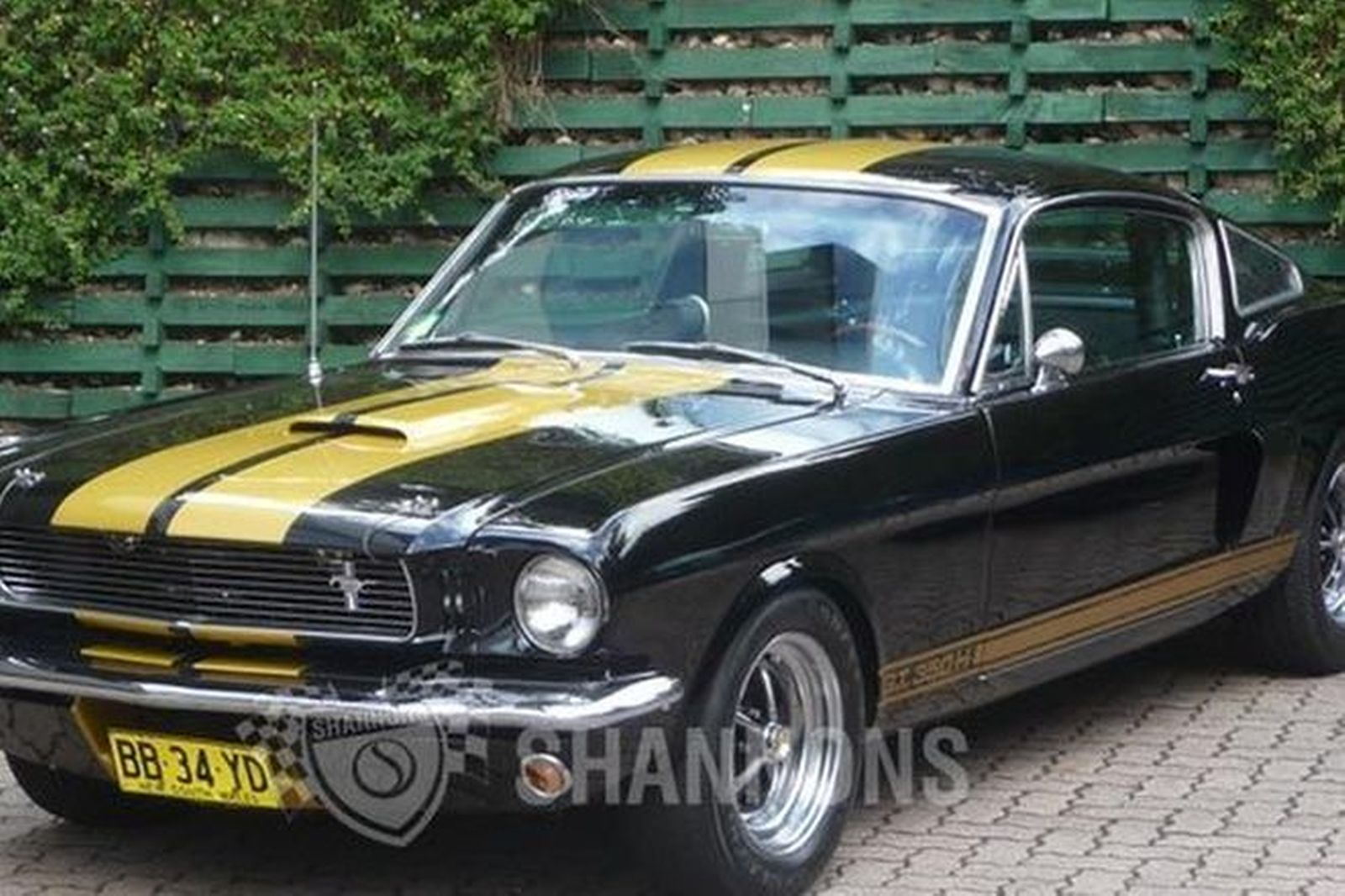 Sold Ford Mustang Hertz Replica Fastback Lhd Auctions