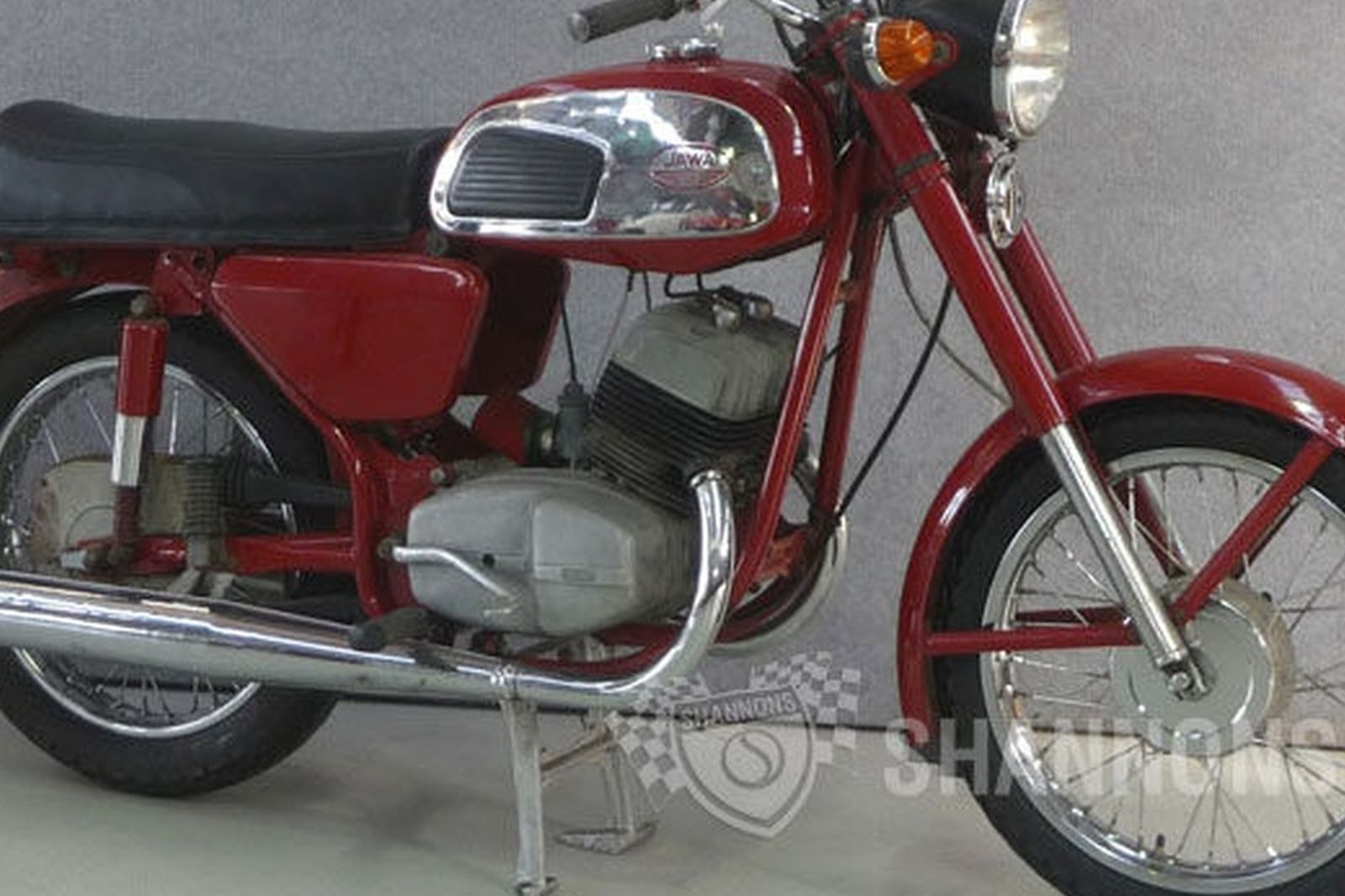 Jawa 634 Motorcycle Auctions Lot 16 Shannons