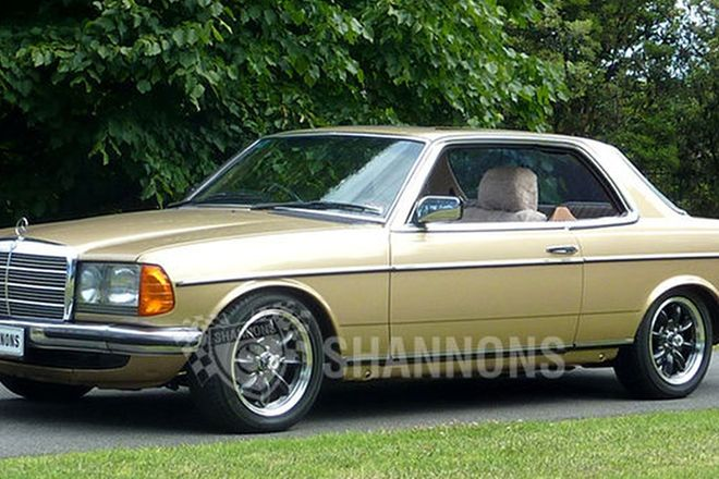 Mercedes-Benz 280CE Coupe