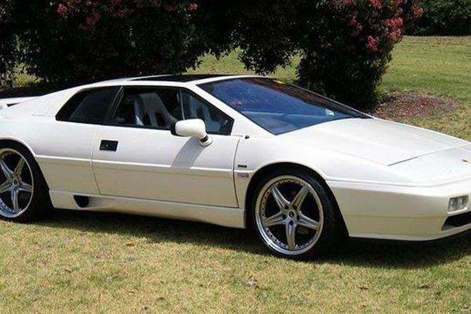 Lotus Esprit '40th Anniversary' Turbo Coupe