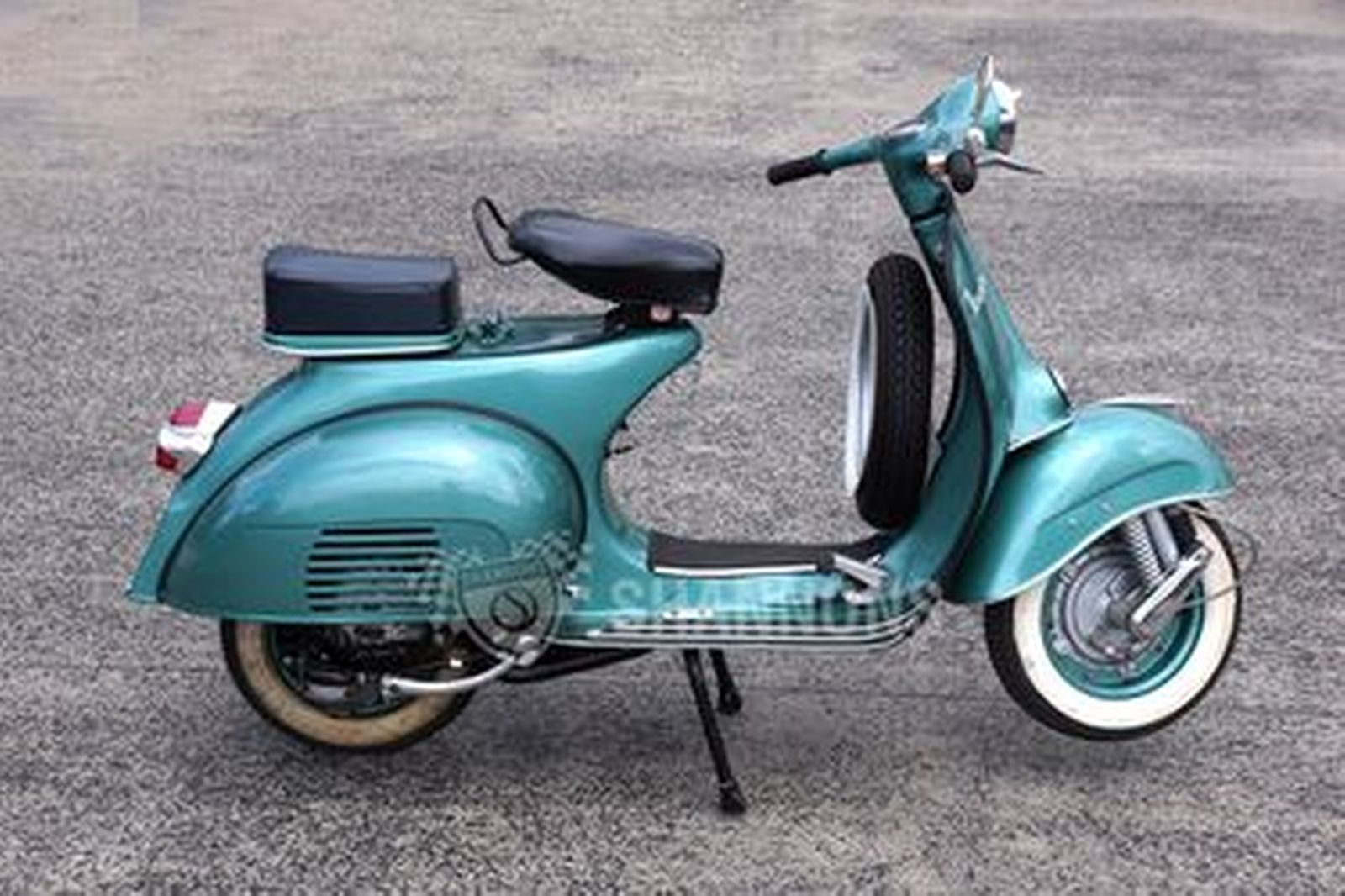 Vespa Scooter Made In Italy