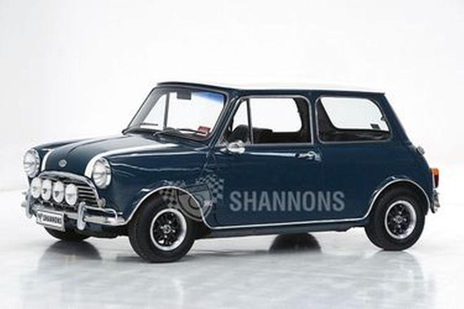 Morris Mini Saloon 'Cooper S MKII' Replica