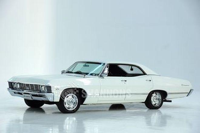 Chevrolet Impala 'Pillarless' Sedan (RHD)