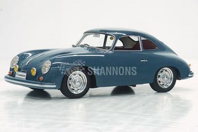 Porsche 356A T1 'Improved' Coupe