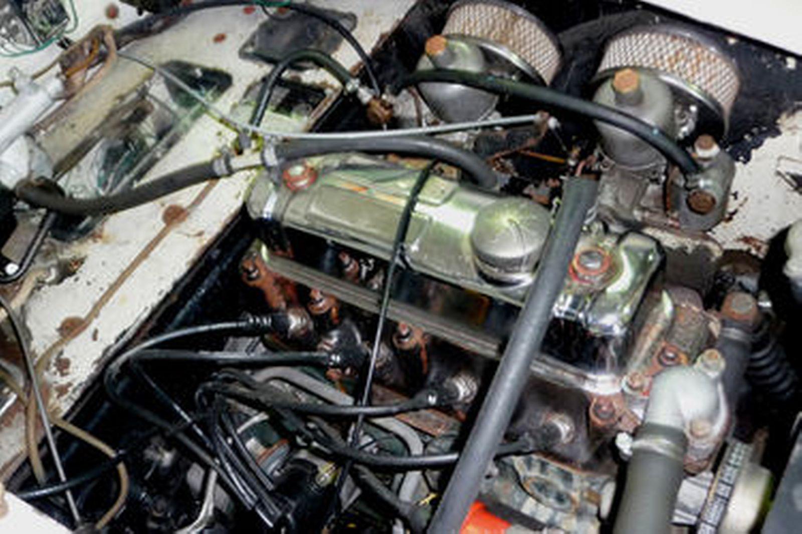 MGA 1500 Mk1 Roadster
