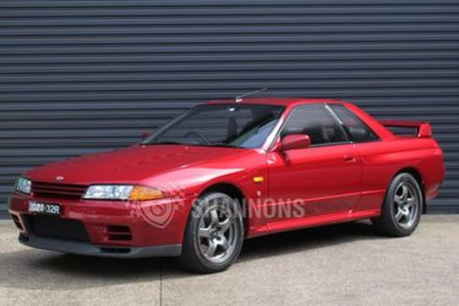 Sold Nissan Skyline R32 Gt R Coupe 1 Of 100 Australian