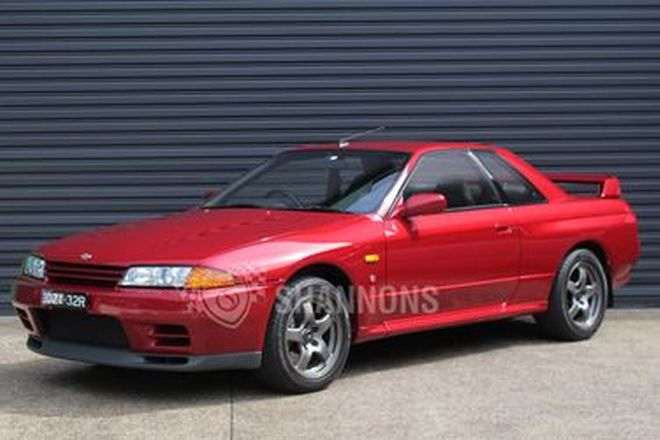 Nissan Skyline R32 GT-R Coupe (1 of 100 Australian Delivered)