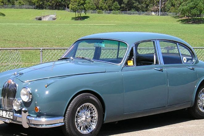 Jaguar Mk.11 3.4 'Manual' Saloon