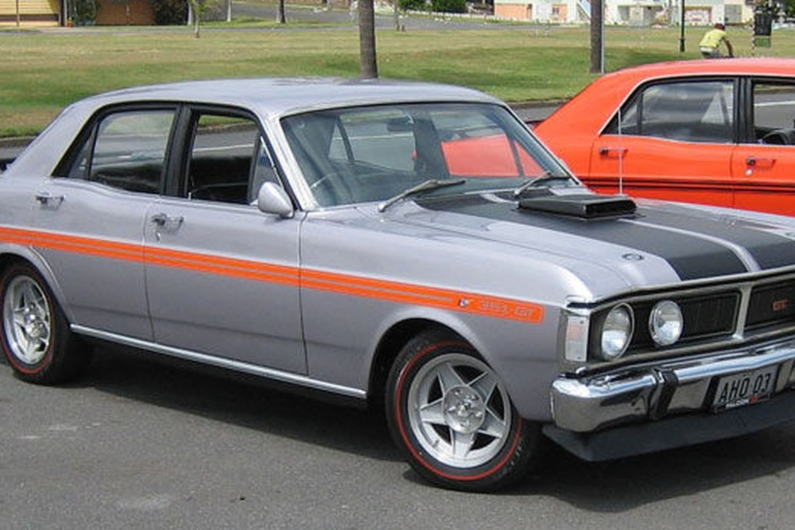 Ford Falcon Xy Gt Ho Phase  Sedan