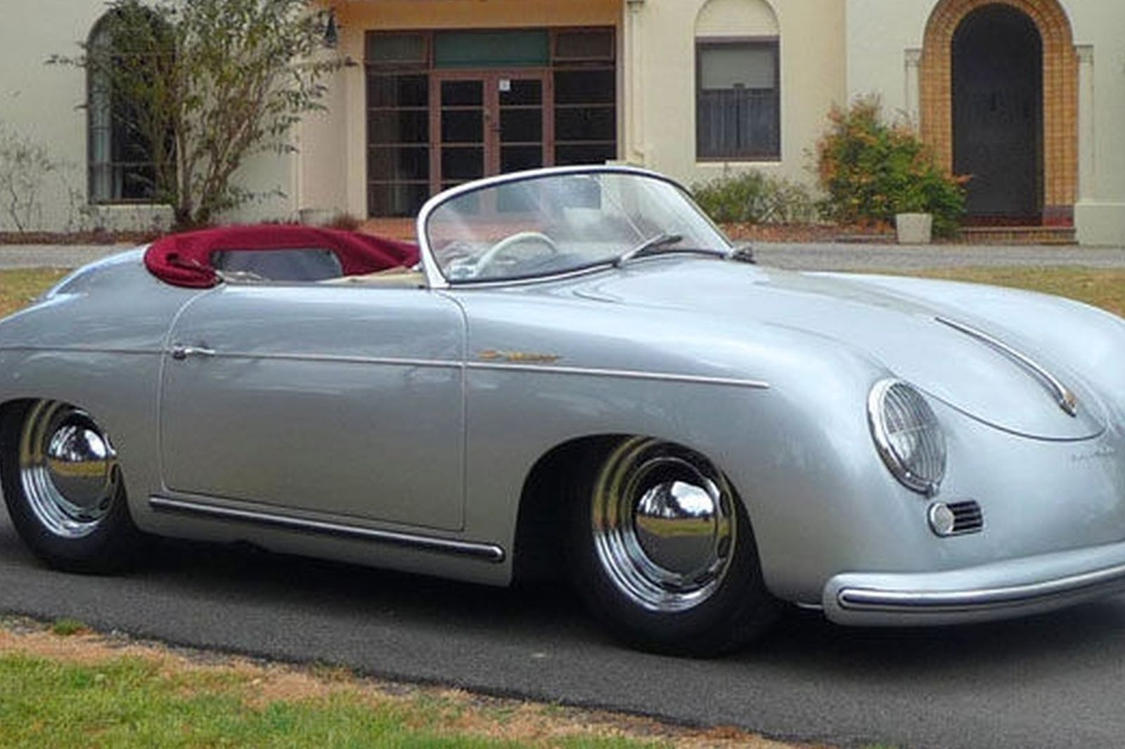 100 Porsche Speedster James Dean 1957 Porsche 356a