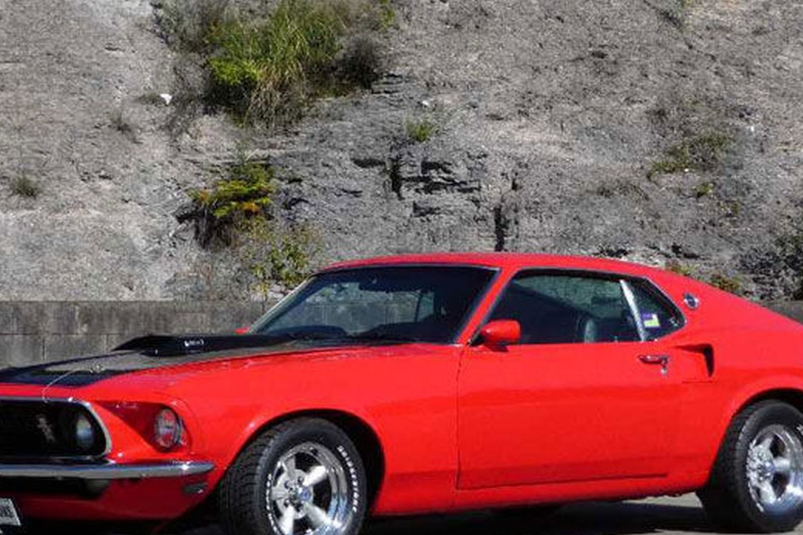 Ford mustang mach 1 fastback rhd auctions lot 25 shannons