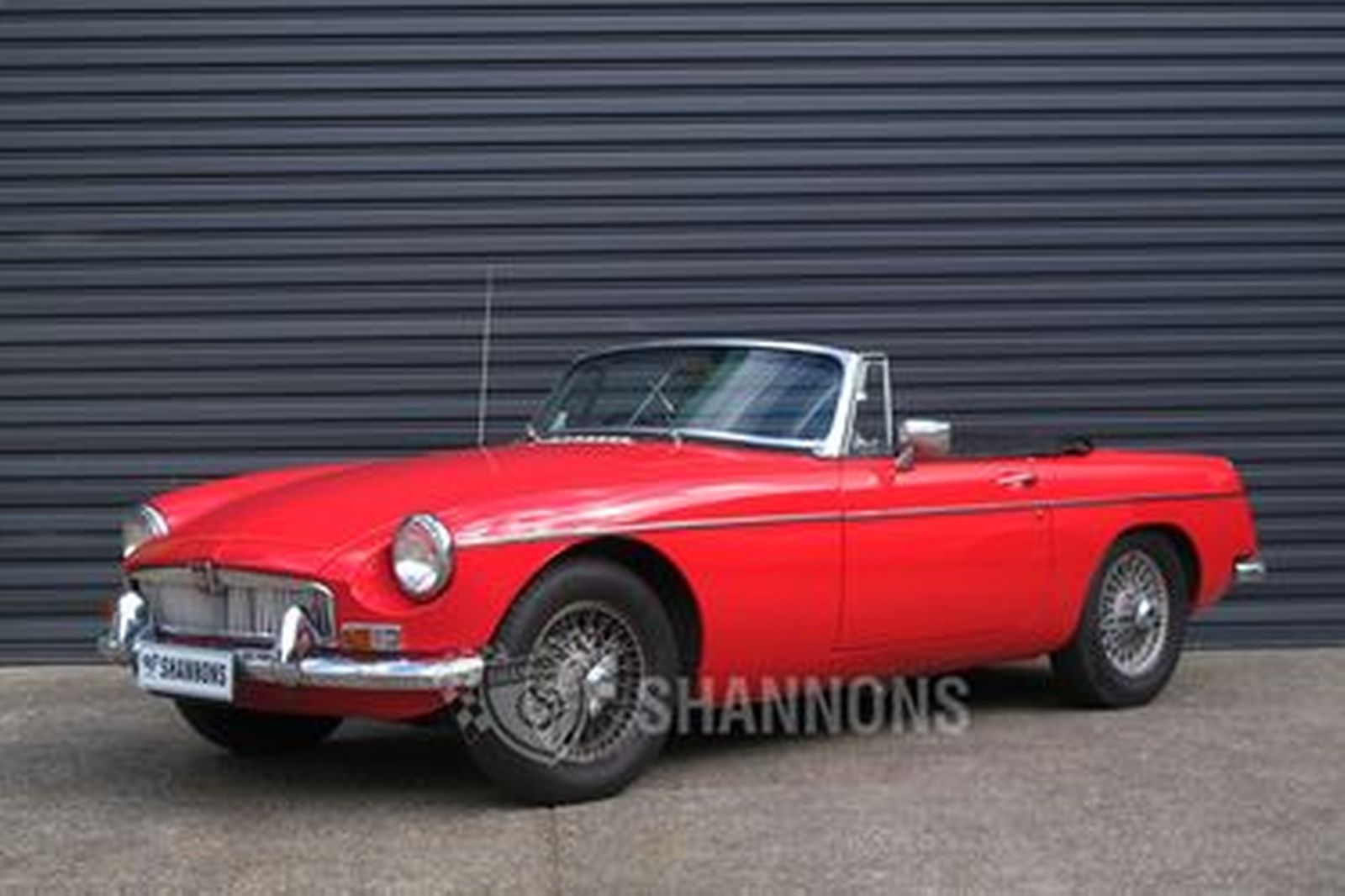 Sold: MGB MkII Roadster Auctions - Lot 1 - Shannons