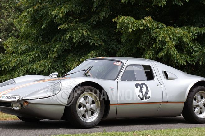 Martin & Walker 'Porsche 904 GTS Replica' Coupe
