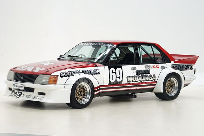 Holden Group C Commodore Race Car (S.Taylor & K.Kennedy)