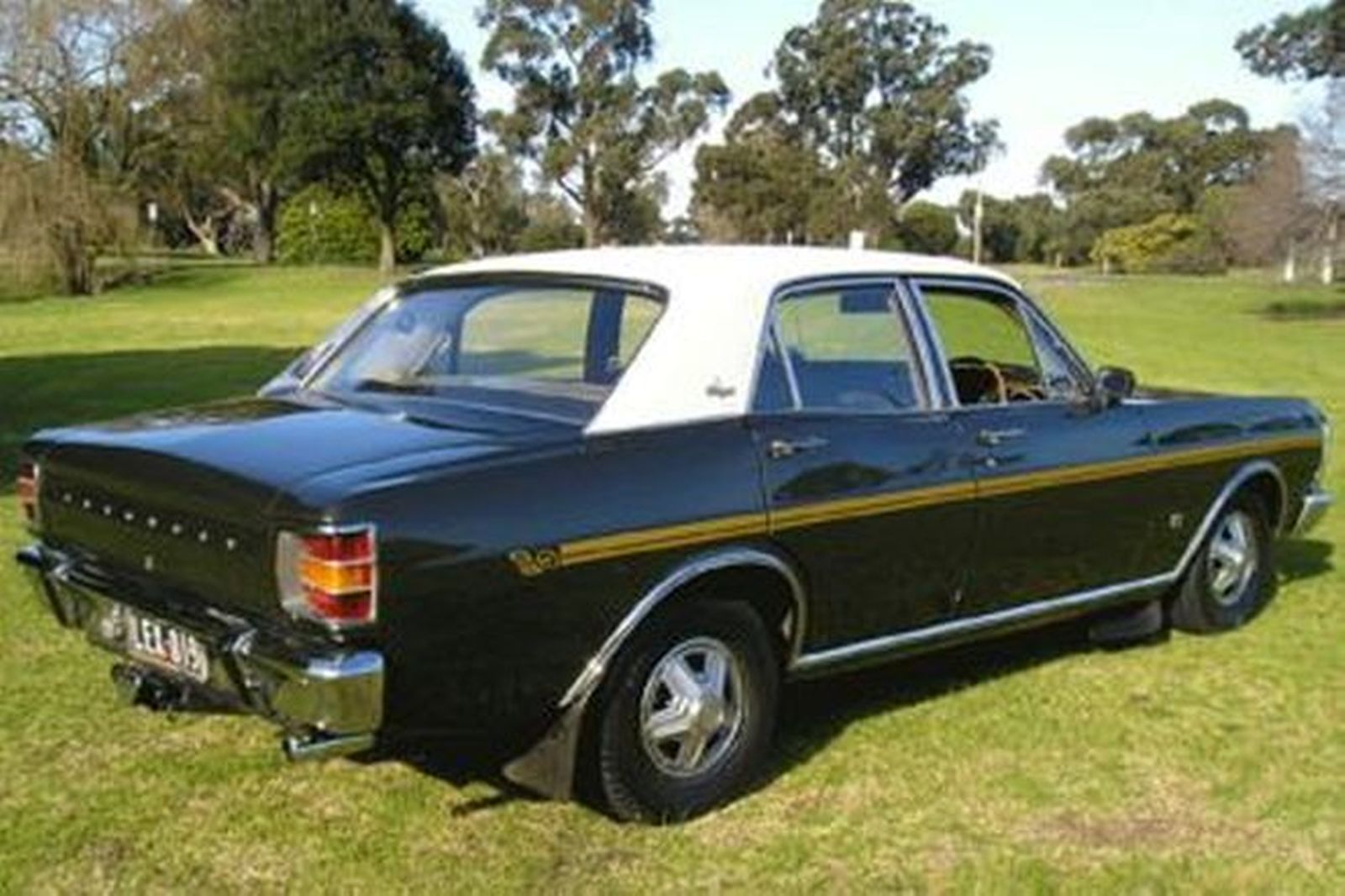 Sold Ford Xw Fairmont Gs Sedan Auctions Lot 38 Shannons