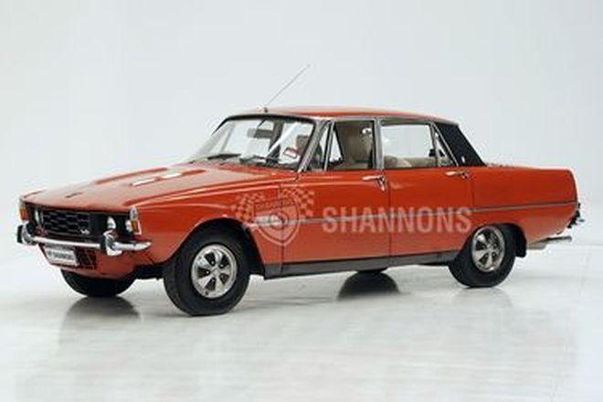 Rover P6B 3500 Saloon