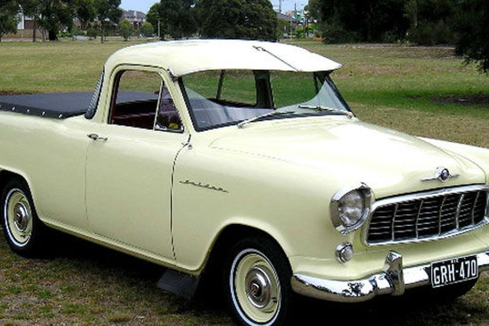 Sold Holden Fe Utility Auctions Lot 21 Shannons 1952 International Engine Diagram