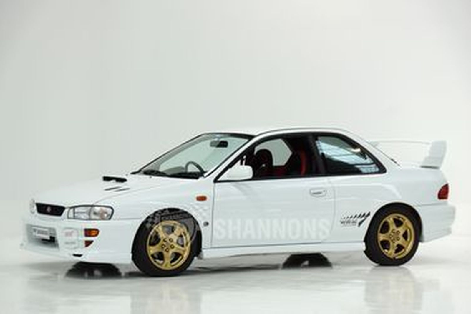 Subaru Impreza WRX STI Version 5 Coupe