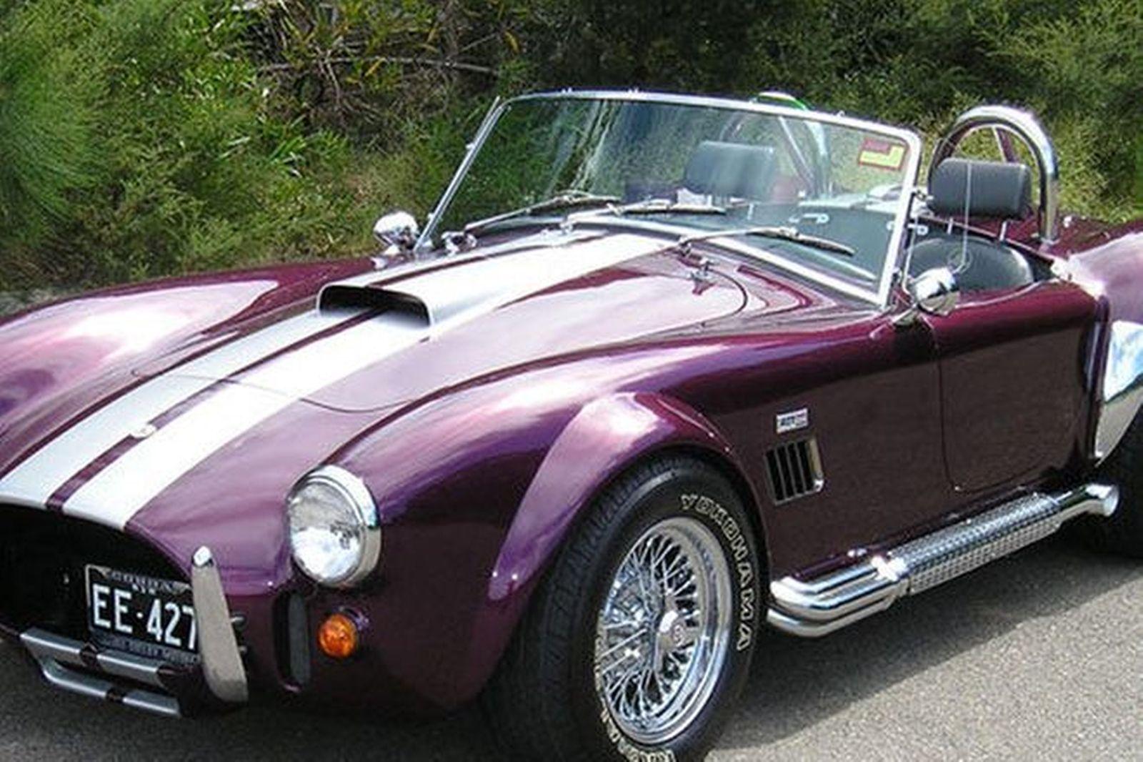Drb Cobra Replica Roadster Auctions - Lot 8