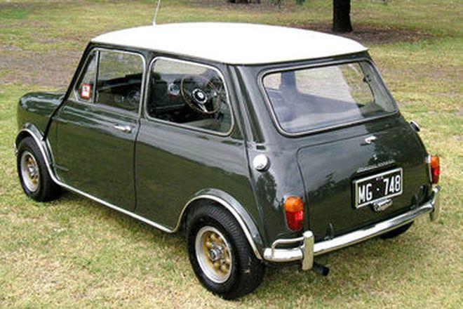 Morris Mini Cooper S Mk1 Saloon