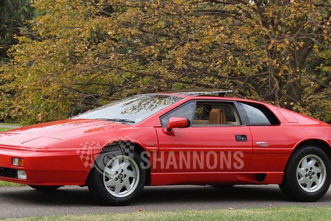 Lotus Esprit S5 Coupe